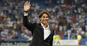 nadal 421621331 300x158 Nadal y Djokovic se medirán en un partido benéfico el 14 de julio en el estadio Santiago Bernabéu