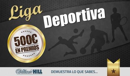 Participa en Liga Deportiva, te damos 100 puntos totalmente gratis