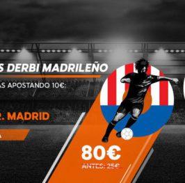 Real Madrid a cuota 11 y Atl?tico de Madrid a cuota 8, solo aqu