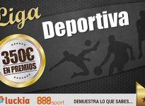 (Concurso) Liga Deportiva con premios #LigaDeportiva