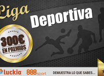 Nuevos premios en Liga Deportiva ¡Entra gratis, te damos 100 puntos AHORA!